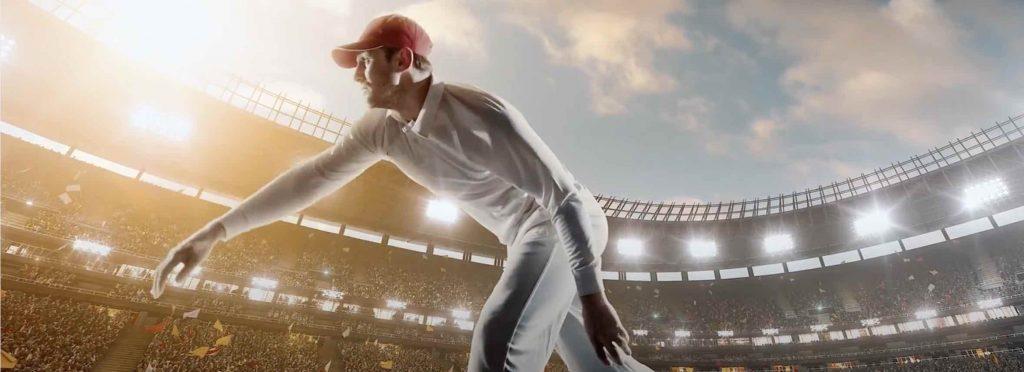 Indian Cricket Bowler